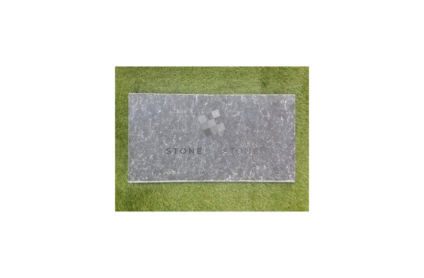 BLUESTONE - margelle 33x61cm - Vieilli 1er Choix