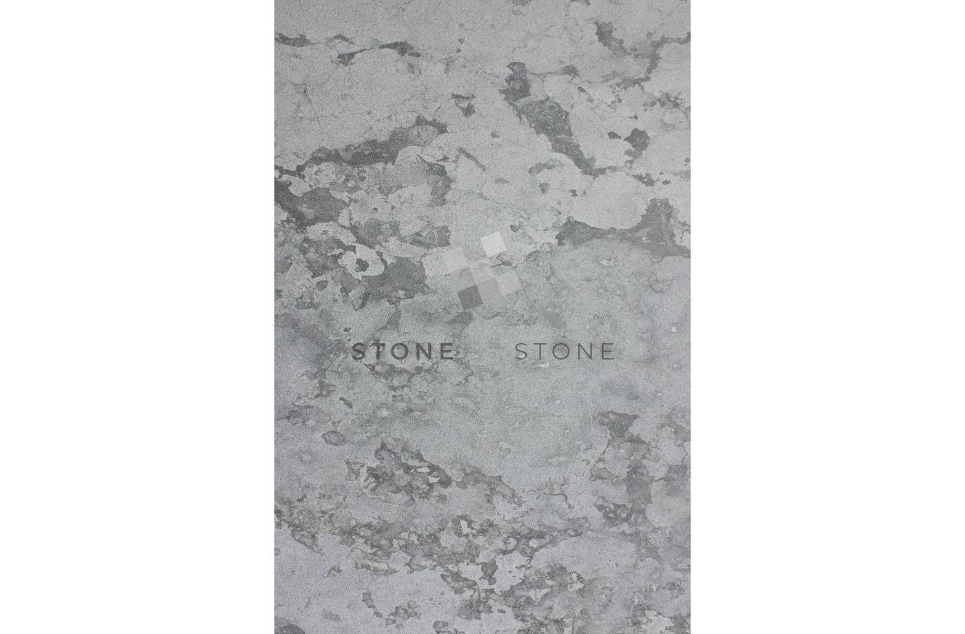 40xLongueur libre/1,2cm - Pierre Marbrière - Sablé - Gris