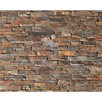 EASYPANEL [TRAME] - Parement mural - Quartzite - Multicolor