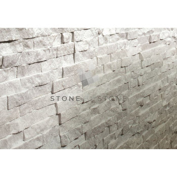 SLIMPANEL - Parement mural - Quartzite - White Pearl
