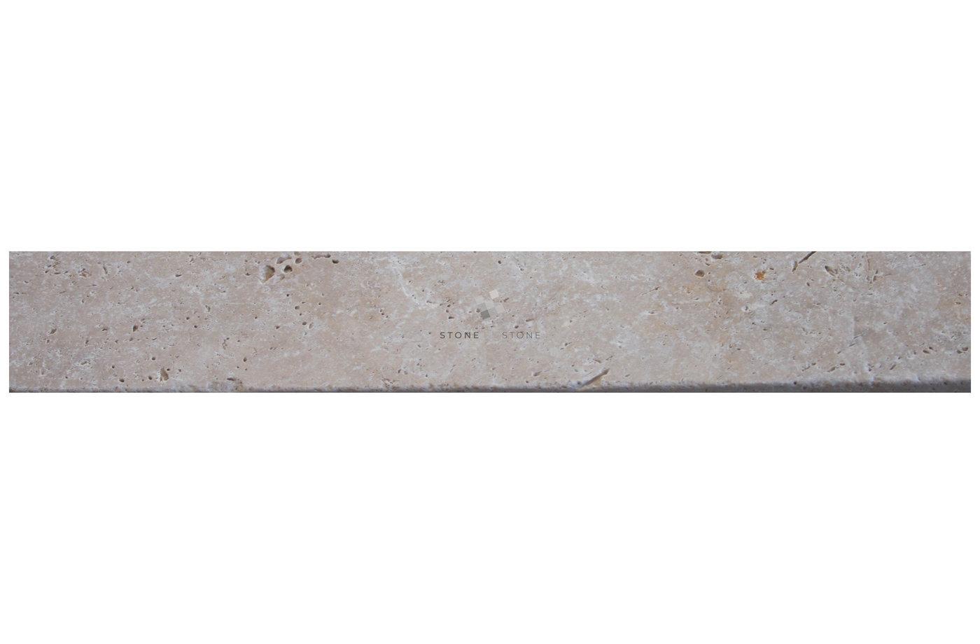 Plinthes 7x40/1,2cm - Sinai - Vieilli - Beige Cendré