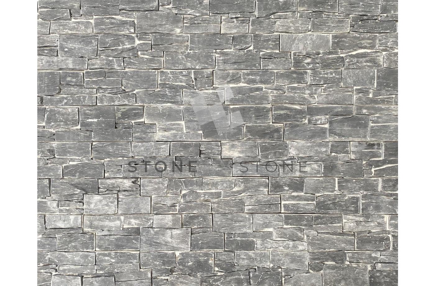 EASYPANEL Grigio - Pierres de Parement pour Revêtement Mural