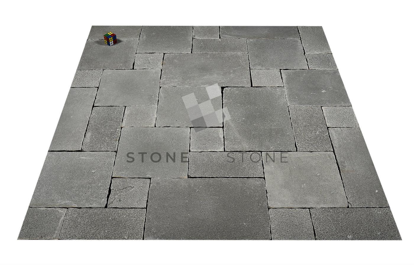 Dallage, Carrelage en Grès des Indes : Gris | Stone By Stone