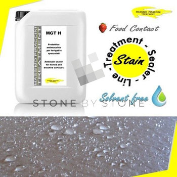 MGTH 5 Litres - Traitement Anti-Tâches Travertin   Stone by Stone